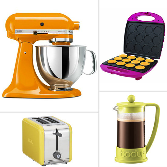 Kitchen Appliances + Small Appliances
